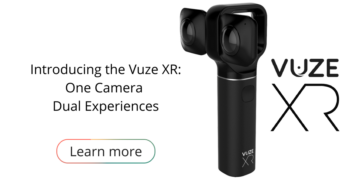 Introducing - Vuze XR